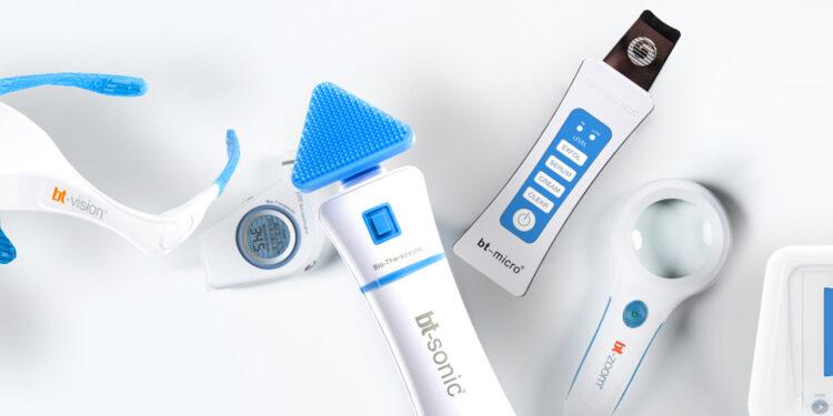 Bio-Therapeutic bt-gear aparati za njegu lica | Tretmani i usluge - Kozmetički salon Diva Plus